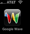 Wave on the IPhone